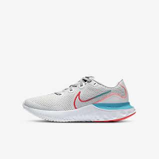 Nike Renew Run Calzado de running para niños talla grande