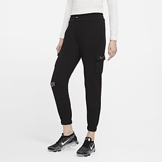 Nike Sportswear Swoosh French Terry 女子长裤