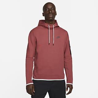 Nike Sportswear Tech Fleece Felpa pullover con cappuccio - Uomo