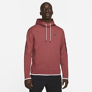 Nike Sportswear Tech Fleece Erkek Kapüşonlu Sweatshirt'ü