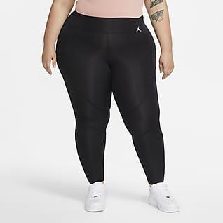 Jordan Essential Leggings de tiro medio 7/8 para mujer (talla grande)