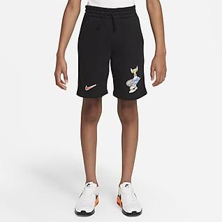 Nike Sportswear Club Big Kids' (Boys') Shorts