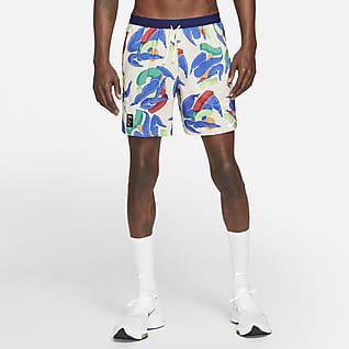 Nike Flex Stride A.I.R.Kelly Anna London Calções de running de 18 cm para homem