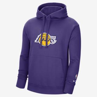 Los Angeles Lakers Essential Men's Nike NBA Fleece Pullover Hoodie