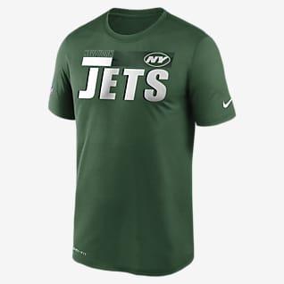 Nike Dri-FIT Team Name Legend Sideline (NFL New York Jets) Herren-T-Shirt
