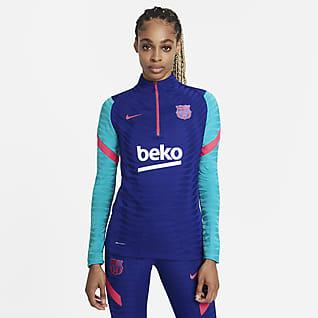 FC Barcelona VaporKnit Strike Maglia da calcio per allenamento - Donna