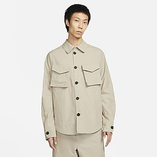 Nike ESC เสื้อแจ็คเก็ตเชิ้ตผู้ชาย