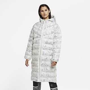Nike Sportswear Marble EcoDown Parkas til dame