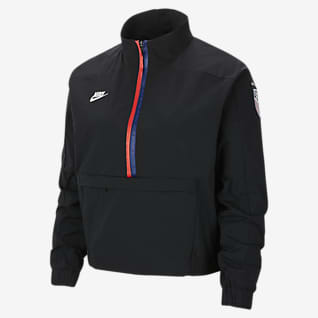U.S. Women's 1/4-Zip Soccer Top