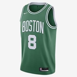 2020 赛季波士顿凯尔特人队 (Kemba Walker) Icon Edition Nike NBA Swingman Jersey 男子球衣