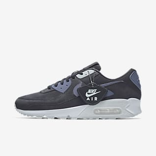 Nike Air Max 90 Premium By You Custom schoen