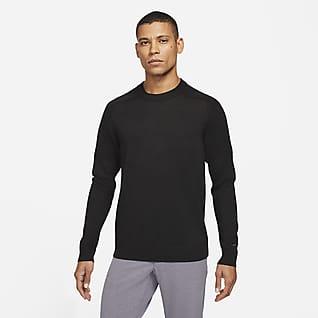 Tiger Woods Men's Knit Golf Sweater