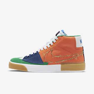 Nike SB Zoom Blazer Mid Edge Обувь для скейтбординга