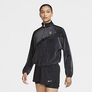 NikeCourt Dámská tenisová bunda