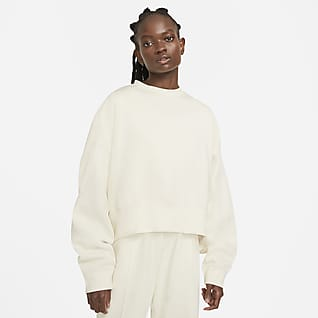Nike Sportswear Essential Camisola de lã cardada para mulher