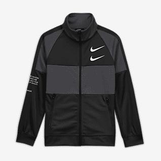 Nike Sportswear Swoosh Older Kids' (Boys') Jacket