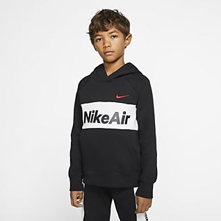 Nike Air Big Kids' (Boys') Pullover Hoodie