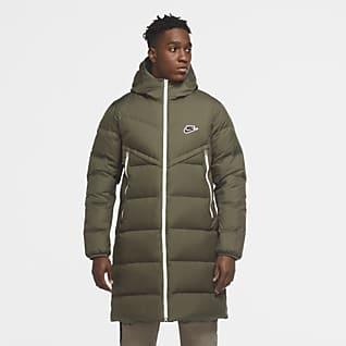 Nike Sportswear Down-Fill Windrunner Parkas Shield för män