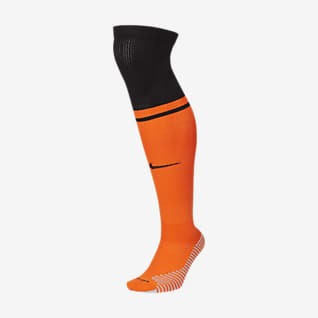 Niederlande 2020 Stadium Home/Away Over-the-Calf-Fußballsocken