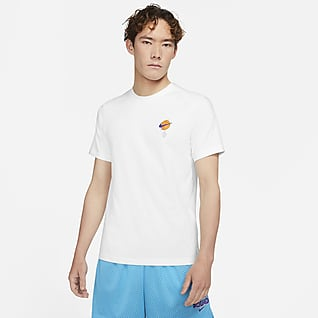 ナイキ x スペース プレイヤーズ メンズ バスケットボール Tシャツ
