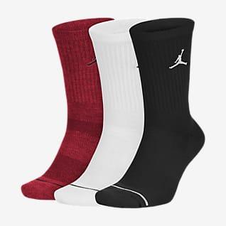 Jordan Everyday Max Unisex Crew Çoraplar (3'lü Paket)