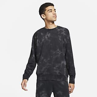 Nike Sportswear Club Men's Tie-Dye French Terry Crew