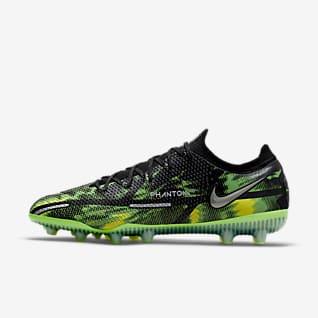 Nike PhantomGT2 EliteAG-Pro Chaussures de football à crampons pour terrain synthétique