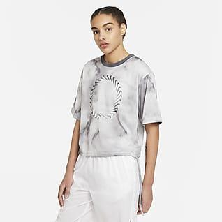 Nike Sportswear Icon Clash Haut à manches courtes pour Femme