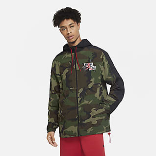 Jordan Jumpman Classics Men's Camo Windbreaker