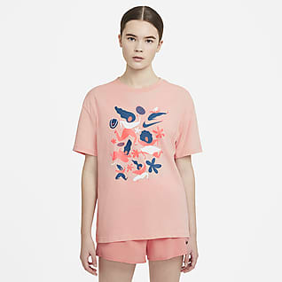 NikeCourt T-shirt da tennis - Donna