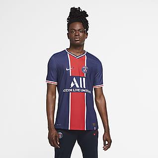Local Vapor Match del Paris Saint-Germain 2020/21 Camiseta de fútbol para hombre