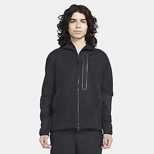 Nike Sportswear Tech Fleece Men's Full-Zip Woven Hoodie