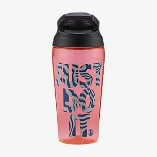 Nike 470ml TR Hypercharge Chug 印花水壶
