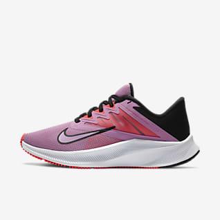 Nike Quest 3 Hardloopschoen voor dames