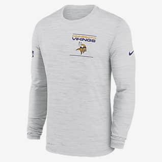 Nike Dri-FIT Sideline Velocity Legend (NFL Minnesota Vikings) Men's Long-Sleeve T-Shirt