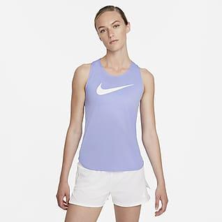 Nike Swoosh Run Camiseta de tirantes de running para mujer