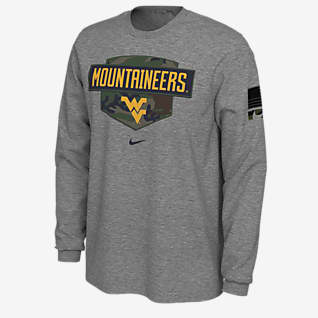 Nike College (West Virginia) Men's Long-Sleeve T-Shirt