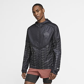 Nike Flash Run Division Veste de running pour Homme