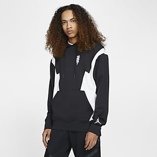 Jordan Dri-FIT Zion Felpa in fleece con cappuccio - Uomo