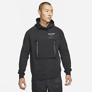 Nike Sportswear City Made French Terry 男子套头连帽衫