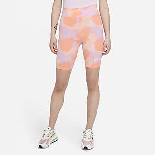 Nike Sportswear Shorts da ciclista a vita alta - Donna