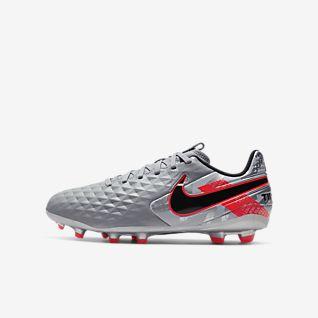 Nike Jr. Tiempo Legend 8 Academy MG Ποδοσφαιρικό παπούτσι για διαφορετικές επιφάνειες για μικρά/μεγάλα παιδιά