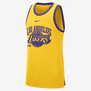 洛杉矶湖人队 Courtside Nike DNA NBA 男子背心