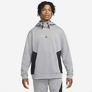 Jordan Dri-FIT Air Men's Statement Fleece Pullover Hoodie