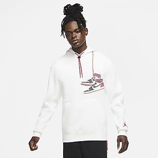 Jordan Jumpman Holiday Ανδρική μπλούζα με κουκούλα