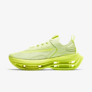 basket nike jaune