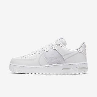 Hombre Blanco Air Force 1 Calzado. Nike MX