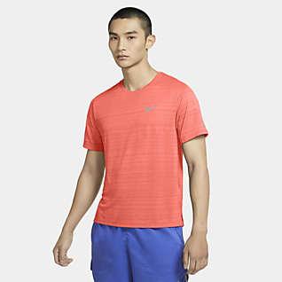 Nike Dri-FIT Miler เสื้อวิ่งผู้ชาย