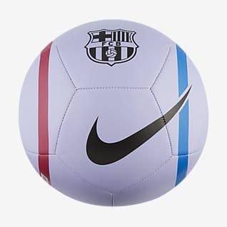 FC Barcelona Pitch Futball-labda