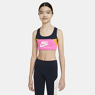 Nike Swoosh Bra - Ragazza